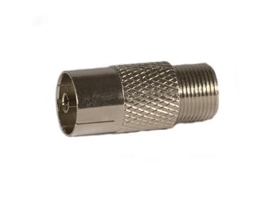 F Connector Adaptors/Couplers